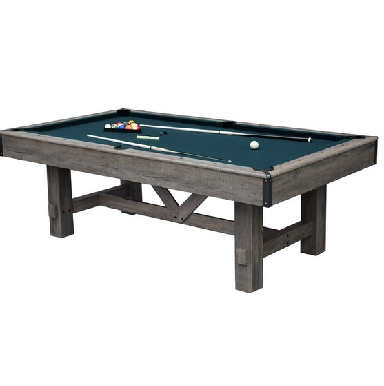 Hathaway 7ft Logan 3-in-1 Pool Table with Benches (BG50348) This pool table will definitely give you and your family the fun that you need.