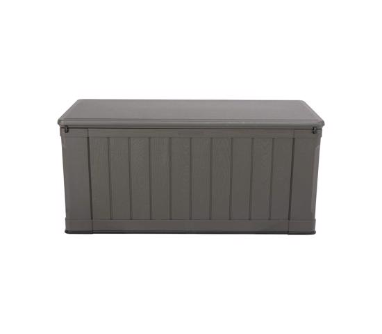 Lifetime 116 Gallon Outdoor Storage Box (60089) - Sturdy enough to be used as a patio bench