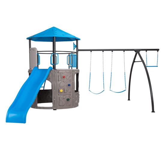 adventure-tower-playset-90918-Great for your child's physical and mental development