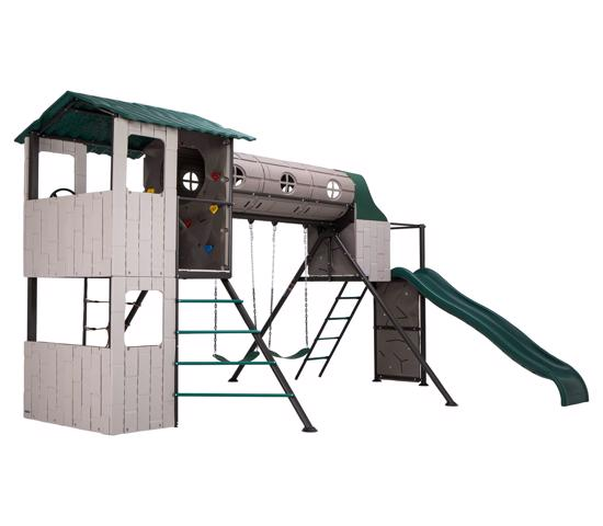Lifetime Adventure Tunnel Playset - Earthtone (290704) - Let your kids enjoy the features and activities.
