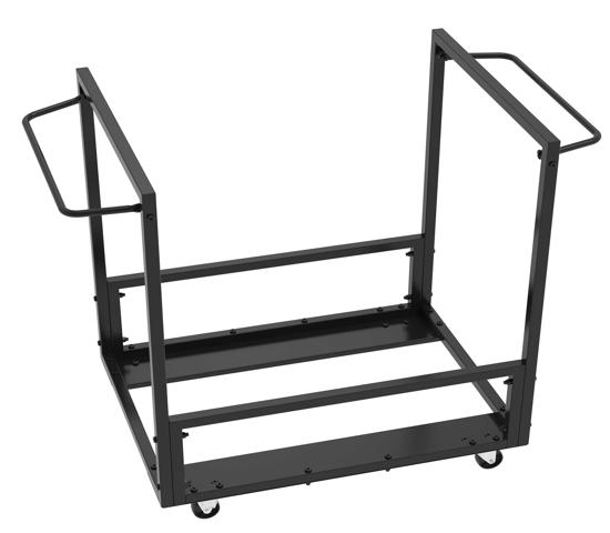 Lifetime Chair Cart - Residential Use (80279) - Easy and convenient to transport Lifetime chairs.