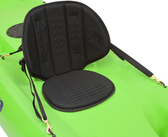 Lifetime Emotion High Back Kayak Seat (90360) - Comfortable so you can enjoy hours of kayaking.