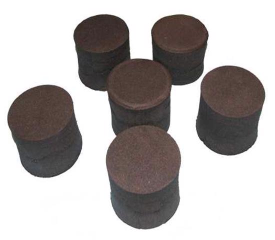 Emotion Kayak Scupper Plugs Small 6 Pack (90364) - Great plugs for Kayak.