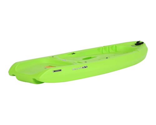 Lifetime Emotion Recruit 6.5 Youth Kayak w/ Paddle - Blue(90746) - Start your young kayakers out on the water now