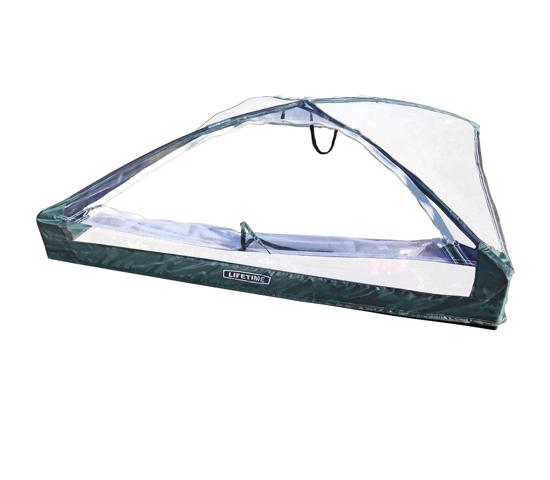 Lifetime Garden Frost Cover (60078) - Ideal protection for seedings in your garden.