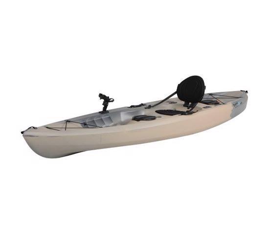 Lifetime Tamarack Angler 100 Fishing Kayak  - Recon Fusion (90874) - Great kayak for fishing adventures.