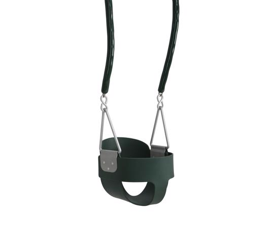 Lifetime Toddler Bucket Swing - Green (1079179) - Great fun for your little ones.