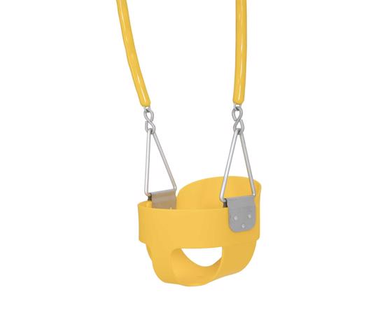 Lifetime Toddler Bucket Swing - Yellow (1127112) - Brings fun to your little one.