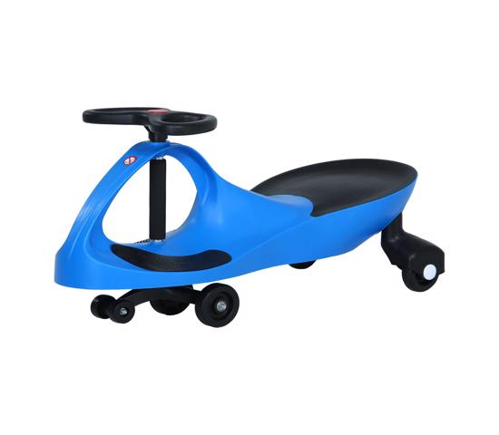 Lifetime Wiggle Car - Blue (1047942) - Designed indoor and outdoor use for kids.
