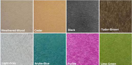 more finish color options