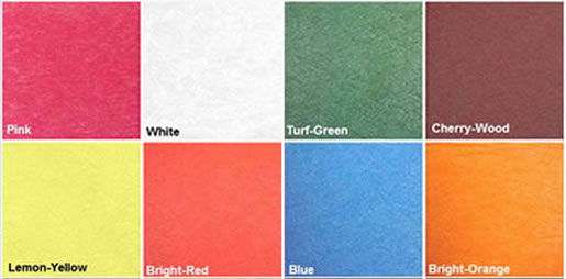 top color options