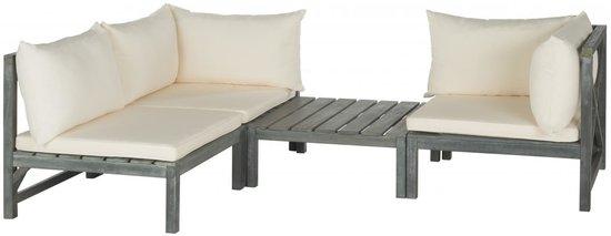 safavieh lynwood modular outdoor sectional sofa set pat6713c
