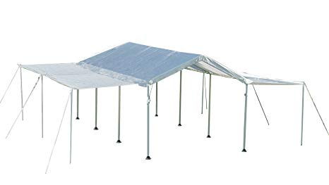 ShelterLogic 10×20 Canopy Extension Kit White 25730 - Perfect for any occasional event.