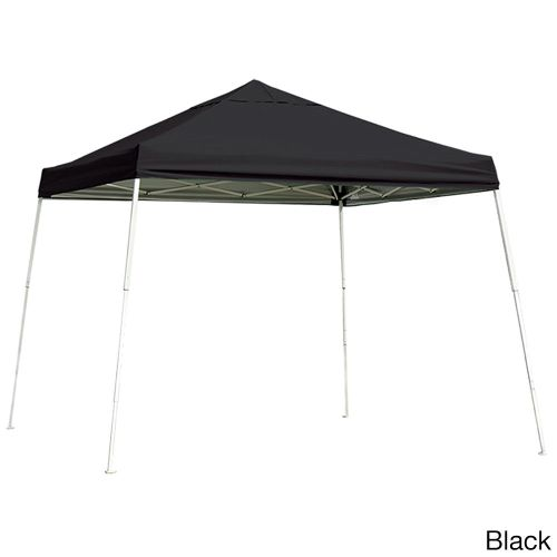 ShelterLogic 10x10 Pop-up Canopy Black 22575 - Perfect for Outdoor use.