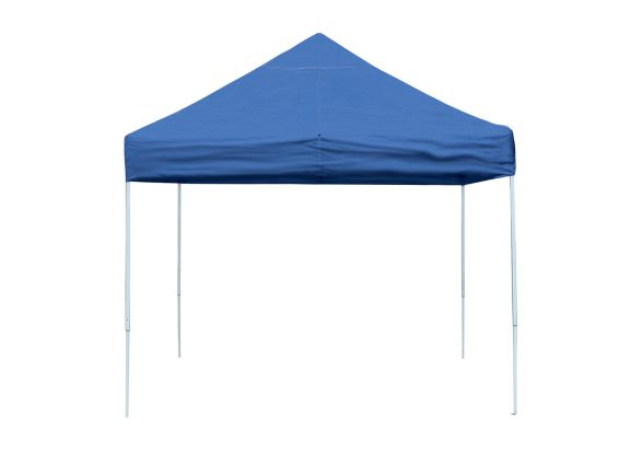 ShelterLogic 10x10 Pop-up Canopy Blue 22562 - Perfect for Outdoor use.