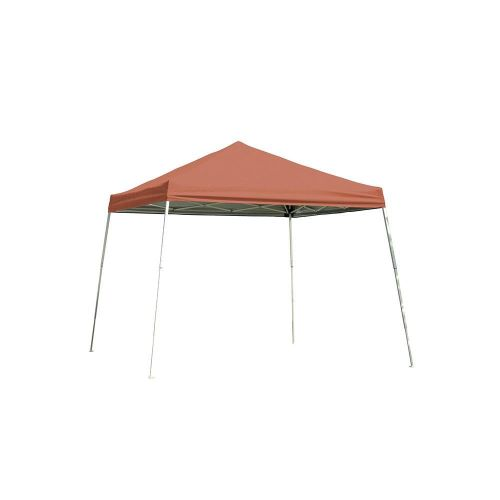 ShelterLogic 10x10 Pop-up Canopy Terracotta 22737 - Perfect for Outdoor use.