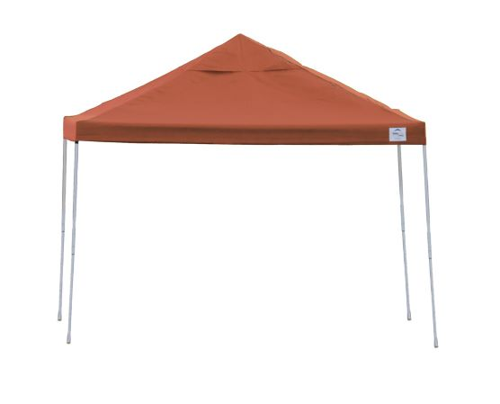 ShelterLogic 10x10 Pop-up Canopy Kit Terracotta 22738 - Perfect for Outdoor use.