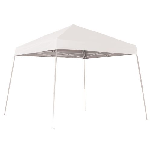 ShelterLogic 10x10 Pop-up Canopy White 22558 - Perfect for Outdoor use.