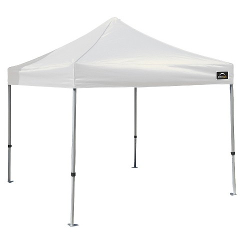 ShelterLogic 10x10 -Pop-up Canopy White 22700 - Perfect for Outdoor use.