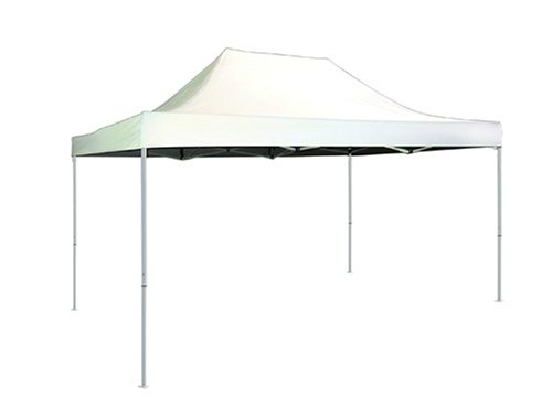 ShelterLogic 10x15 Pop-up Canopy White 22599 - Perfect for Outdoor use.
