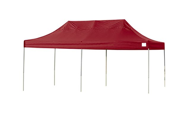 ShelterLogic 10x20 Pop-up Canopy Red 22537 -  Perfect for Outdoor use.