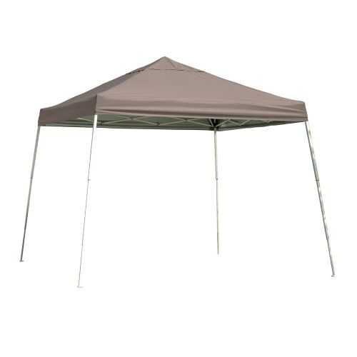 ShelterLogic 12x12 Pop-up Canopy Bronze 22548 - Perfect for Outdoor use.