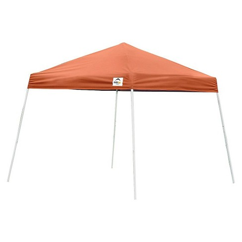 ShelterLogic 12x12 Pop-up Canopy Terracotta 22741 - Perfect for Outdoor use.