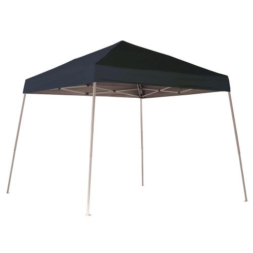 ShelterLogic 8x8 Pop-Up Canopy Black 22573 - Perfect for Outdoor use.