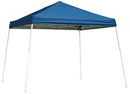 ShelterLogic 8x8 Pop-up Canopy Blue 22568 - Perfect for Outdoor use.