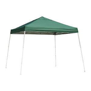 ShelterLogic 8x8 Pop-up Canopy Kit Green 22572 -  Perfect for Outdoor use.