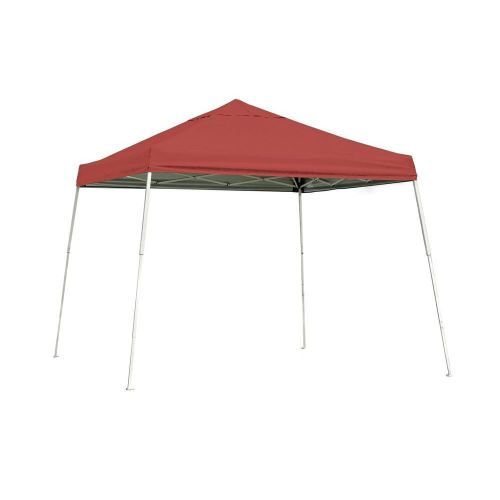ShelterLogic 8x8 Pop-up Canopy Red 22578 -  Perfect for Outdoor use.