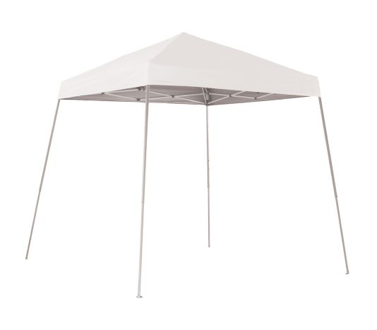 ShelterLogic 8x8 Pop-up Canopy White 22571 - Perfect for Outdoor use.
