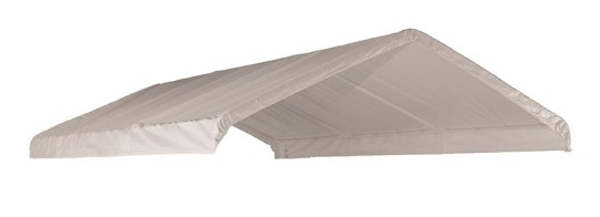 ShelterLogic 12x26 Canopy Replacement Cover 10059  - Replace your old worn covers.