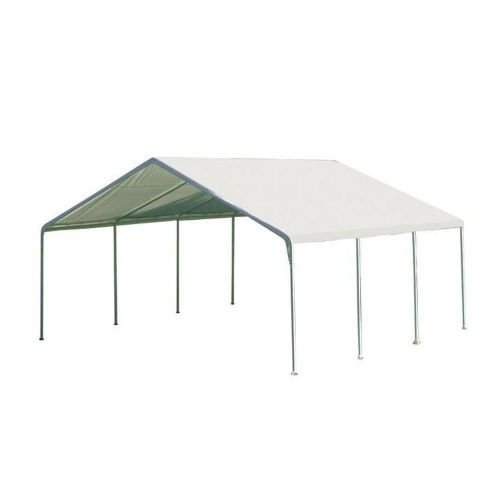 ShelterLogic Max AP 10×20 Canopy White 23522 - Perfect for Outdoor use.