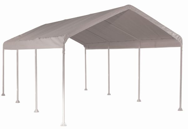 ShelterLogic Max AP 10×20 Canopy White 23571 - Perfect for Outdoor use.