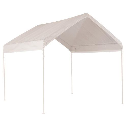 ShelterLogic Max AP 10x10 Canopy Kit White 23521 - Perfect for Outdoor use.