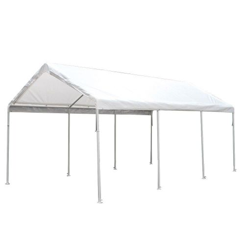 ShelterLogic Super max 12x20 8 leg Canopy  25773- Perfect for Outdoor use.