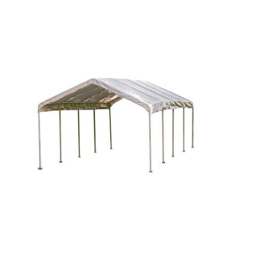 ShelterLogic Super Max 12×26 10 leg Canopy White 25770 - A perfect multi-purpose canopy.