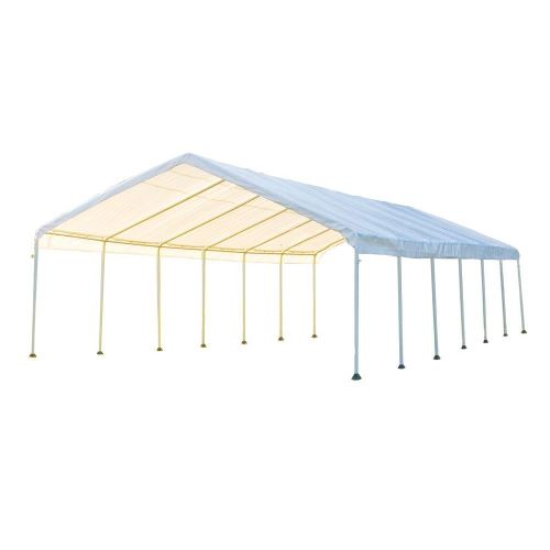 ShelterLogic Super Max 18x40 Canopy Kit 26764 - Perfect for outdoor use.