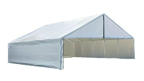 ShelterLogic Ultra Max 30x30 Canopy Enclosure Kit 27775 - Perfect for outdoor use.