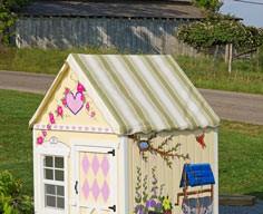 Baden Roof Fabric